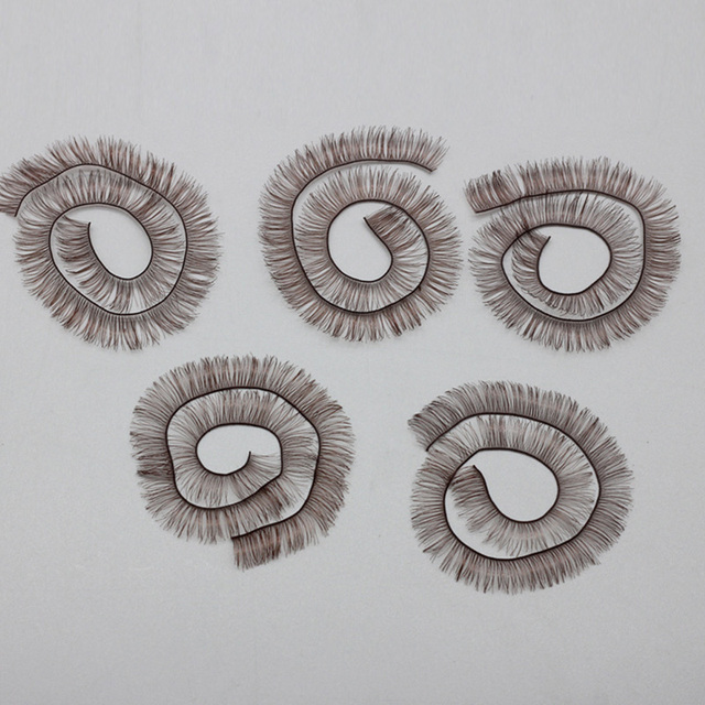 20cm Eyelashes For Baby Dolls Accessories Kids Children Toy Doll False Eyelashes