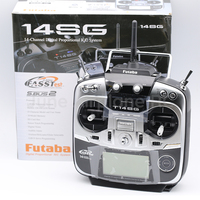 Futaba 14SG 2.4Ghz FASSTest 14ch Transmitter & R7008SB HV Receiver for RC Helicopter Multicopter Mode 2