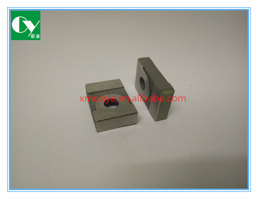 KBA 104 machine gripper pad 611 187 KBA spare parts