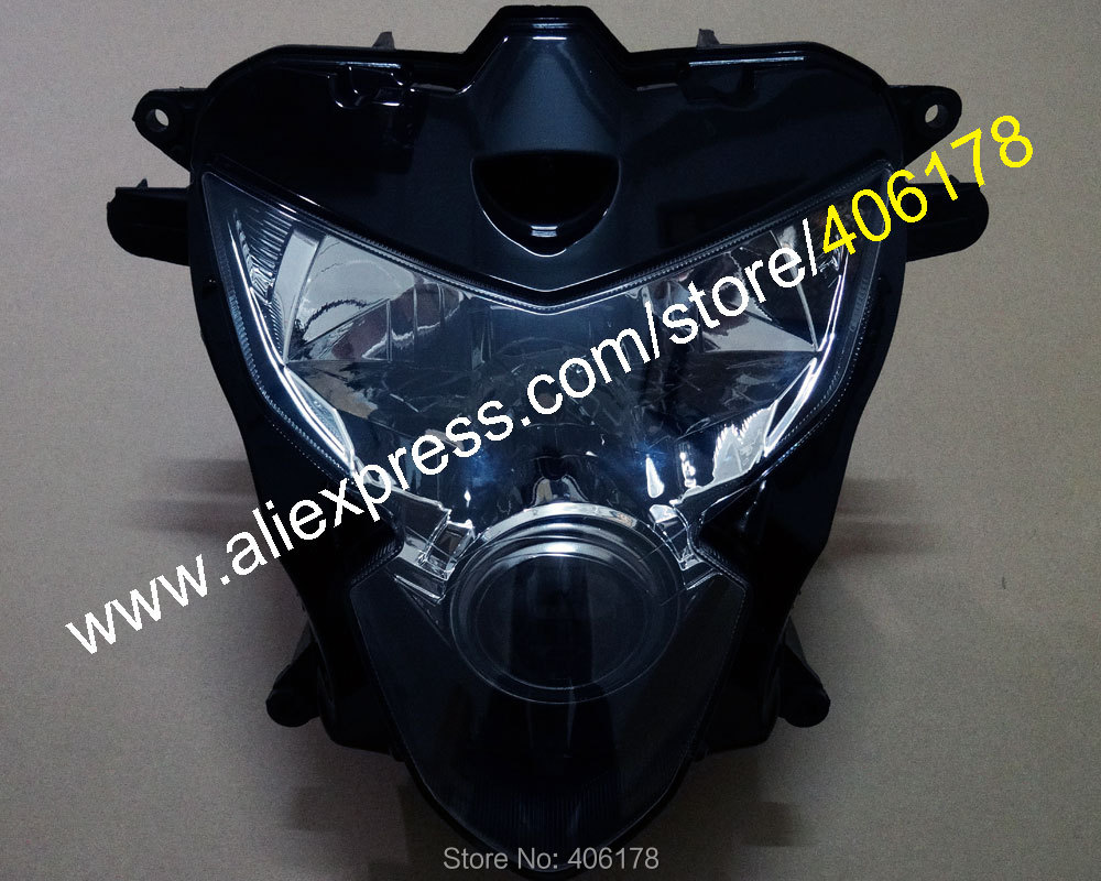 New ABS Front Headlight Head Lamp Assembly For Suzuki GSXR600//750 2004-2005 K4