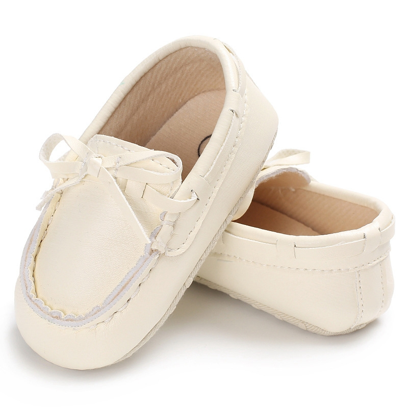 New Fashion Baby Soft PU Leather Shoes Toddler Frist Walkers Shoes Baby Boy Girl Shoes Spring Autumn Soft Sole Baby Shoes