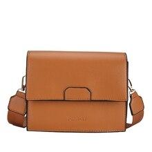 ec9405a48818 2018 new women s bag Korean version ulzzang wide shoulder strap satchel  port breeze retro single shoulder