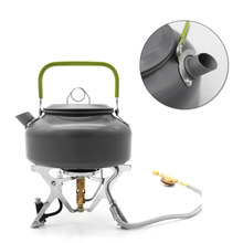 1.2L Outdoor Portable Ultra-light Water Kettle Teapot Hiking Camping Picnic Cookware Camping Coffee Pot portable 0 8l outdoor hiking camping water kettles teapot coffee pot travel houseused hot water kettle