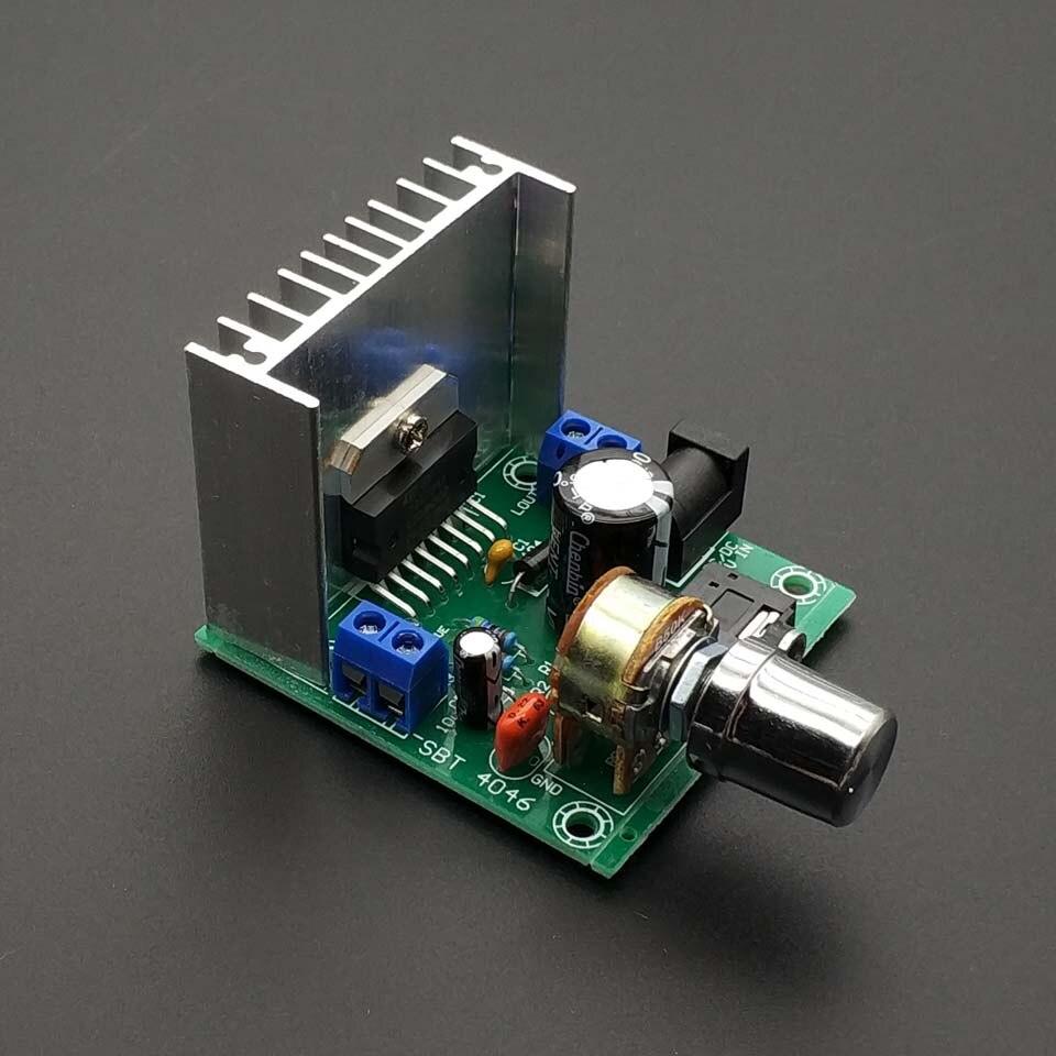 Version A Tda7297 2x15w Audio Amplifier Board Dual Channel Ac Dc 12v Electric Unit Circuit Module Mini Dz000021 1 03 04