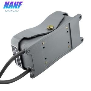 Image 3 - 1個5A/380v 1NO1NC足ペダルスイッチ2方向ダブル制御3相モータ可逆