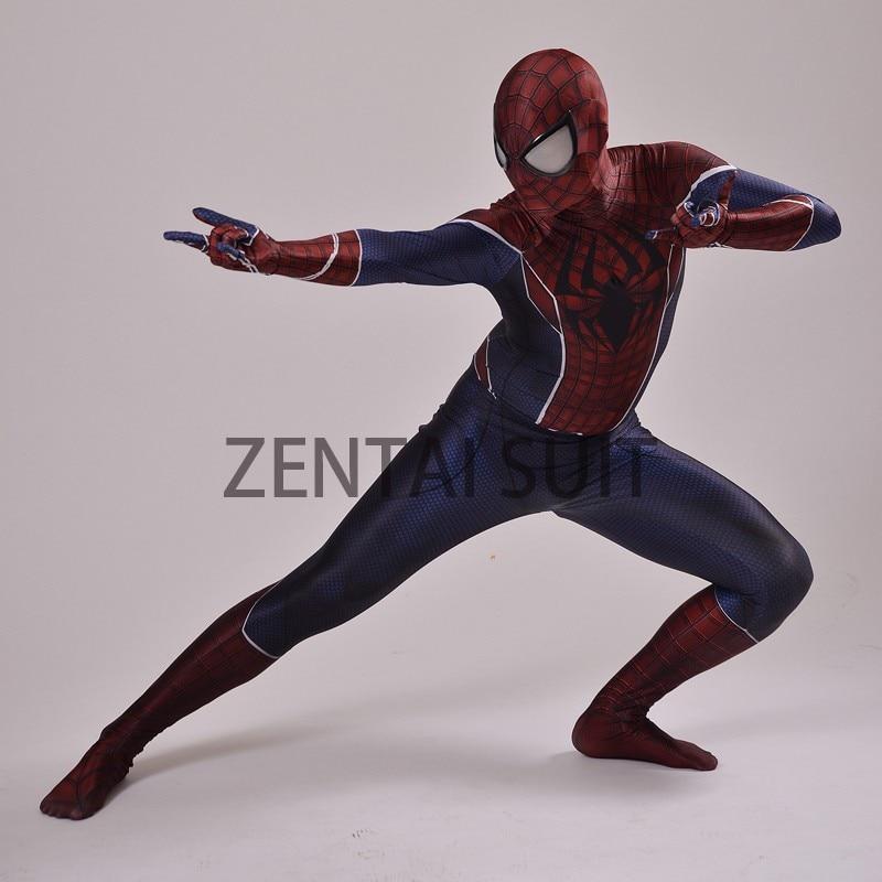 Spiderman կոստյումներ երեխաների համար / - Կարնավալային հագուստները - Լուսանկար 1