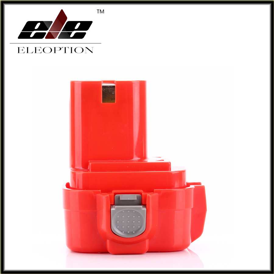 Eleoption 2000mAh <font><b>9.6V</b></font> Ni-CD Rechargeable Power Tool <font><b>Battery</b></font> for <font><b>Makita</b></font> PA09 <font><b>9120</b></font> 9122 PA09 6207D 192595-8, 192596-6 image
