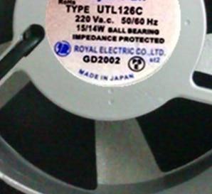 ФОТО  UTL126C UTL127C UTL125C  12CM 12038 220V