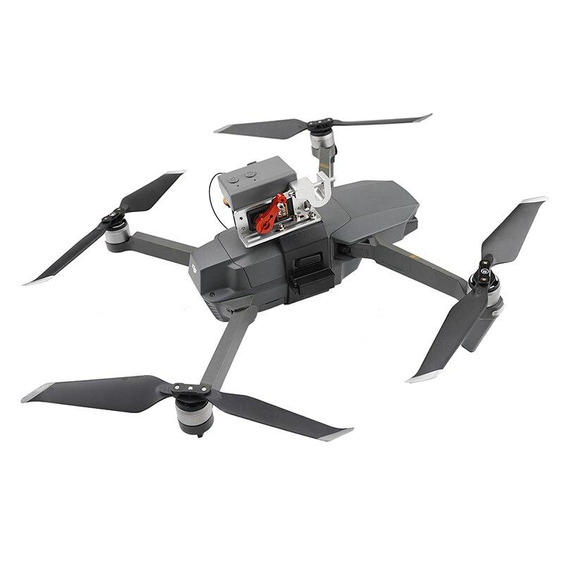 Dron parabólico airdrop Servo interruptor control remoto entrega para DJI mavic pro accesorios para Dron - 5