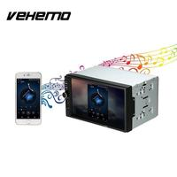 Car MP5 Player 7 Inches Touch Screen Car Bluetooth Support FM USB TF Card Camera