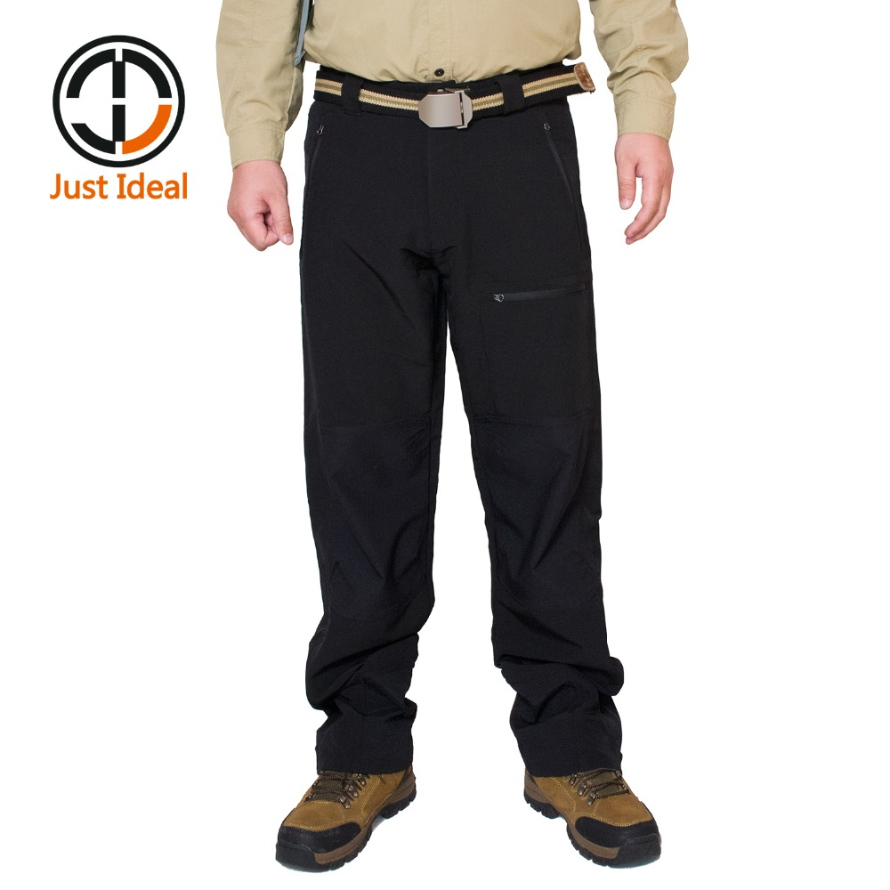 Mens Casual Trousers Spring Summer Walking Trouser Male Working Trousers Brand Clothing High Quality Plus size ID803