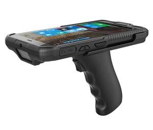 Image 3 - Китайский Прочный мини ПК планшет карманный мобильный компьютер Windows 10 планшет 4 Гб ОЗУ 64 Гб ПЗУ IP67 ударопрочный GPS 2D сканер штрих кода PDA