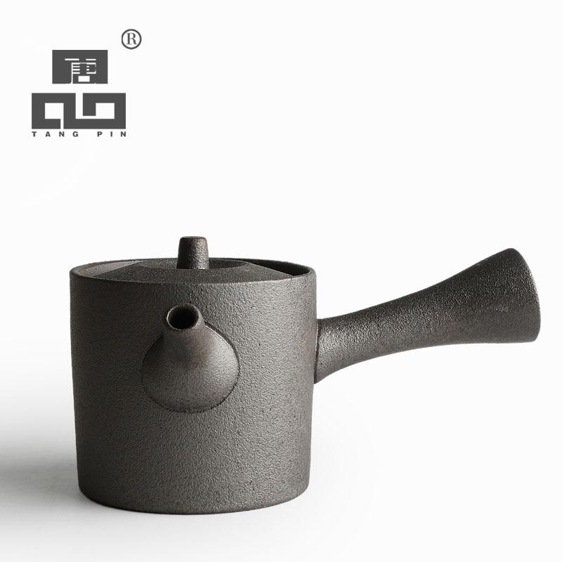 TANGPIN tetera japonesa tetera de cerámica set de café set de té té