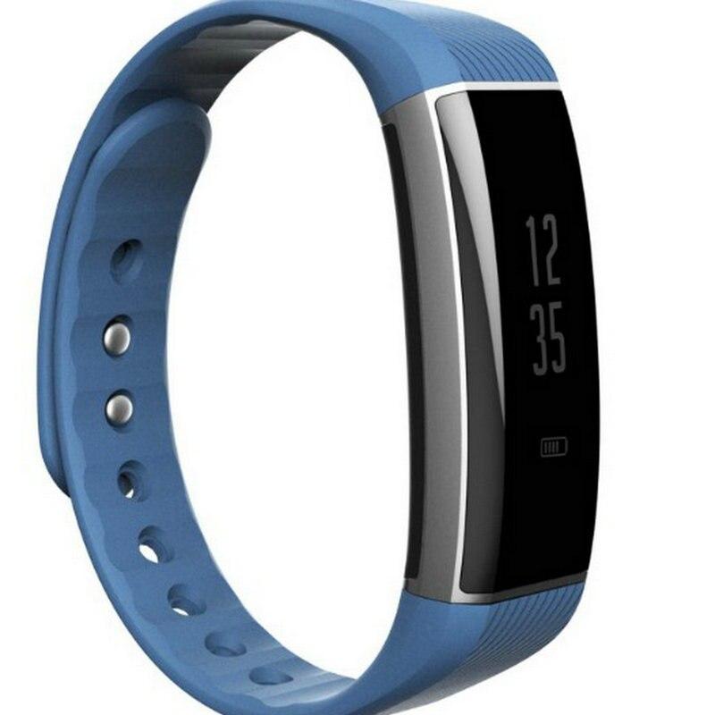 ФОТО New smart Bracelet Heart Rate Bracelet waterproof step sleep monitoring dual standby dual system compatible