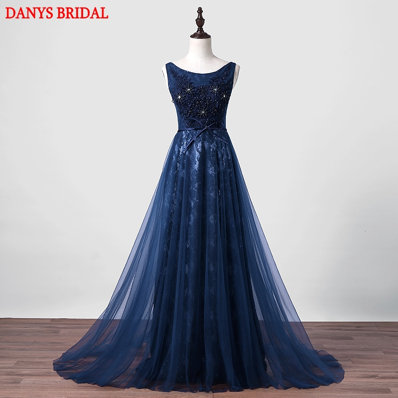 Online Get Cheap Wedding Dresses Mother Groom Navy Aliexpress Com