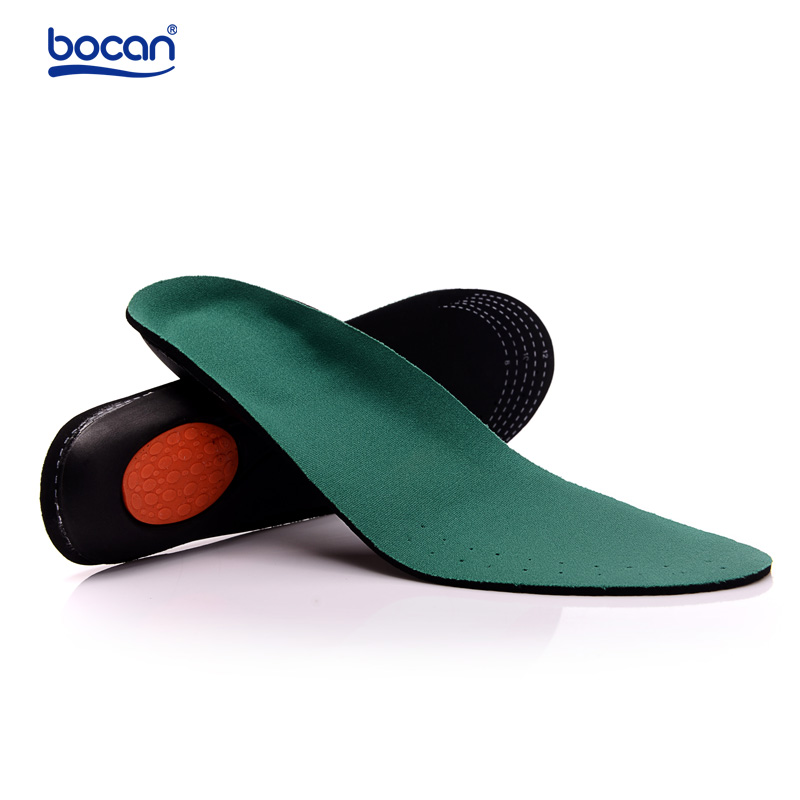 Orthopedic Insoles Shoe Inserts Arch Support Foot Pain & Plantar Fasciitis Relief Men and Women Shoes Cushions Green