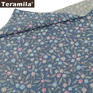 Teramila 100% Cotton Floral Fabric Sewing Patchwork