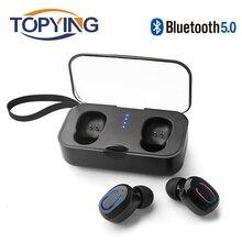 Bluetooth 5.0 Headset Wireless Headphone TWS Bluetooth Earphone Mini Erabuds Sport Noise Canceling Headphone for Xiaomi Samsung цена