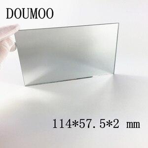 2PCS 114*57.5*2 mm Mini Projec