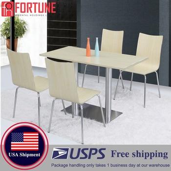 Envío gratis nuevas sillas de comedor y mesa de barco en la silla de  restaurante de EE. UU. muebles para el hogar mesa de comedor al por mayor