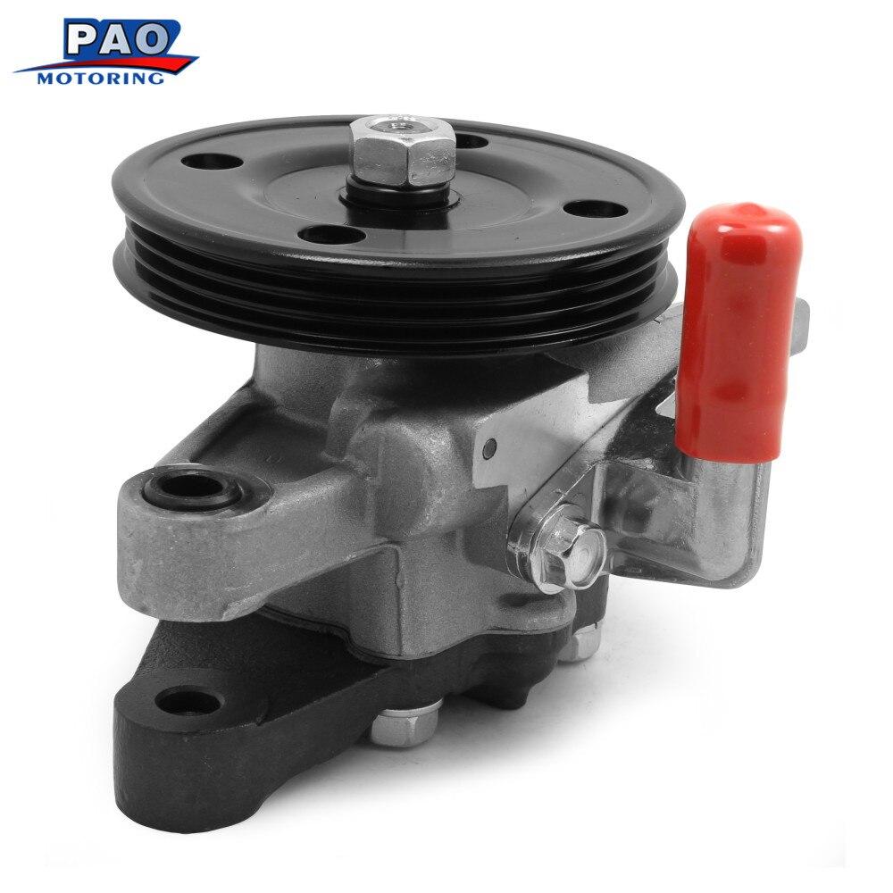 New Power Steering Pump Replacement Fit For Hyundai Elantra GLS Sedan Tiburon OEM 57100-20101 5710020101 57100-2D150 571002D150
