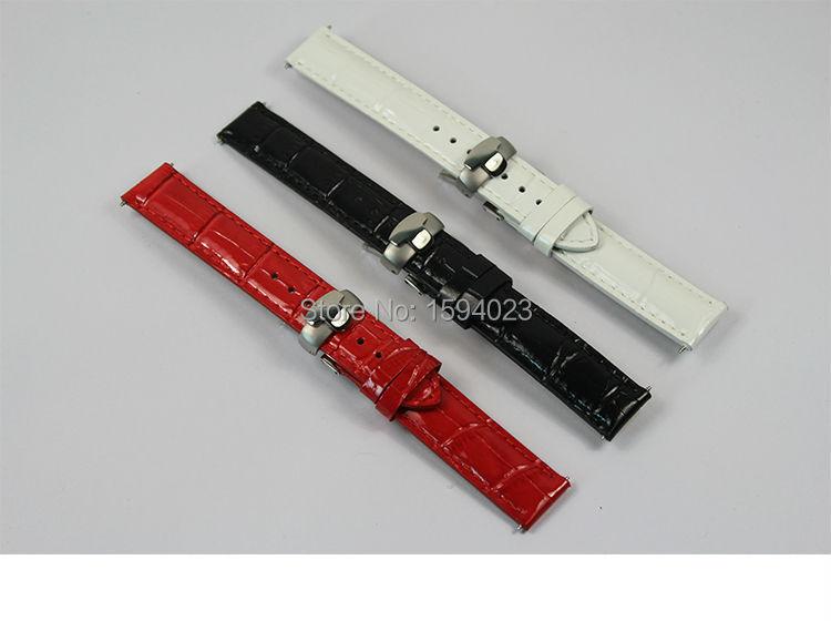 16 mm (hebilla 16 mm) T050217A hebilla de mariposa de plata de alta - Accesorios para relojes - foto 2