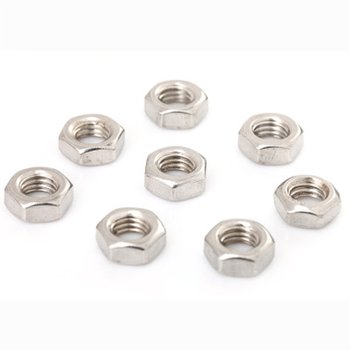500PCS, 304 Stainless Steel Six Angle Nut / Screw Cap -M8,DIN934 A2-70,Suitable for woodworking electrician,Free Delivery