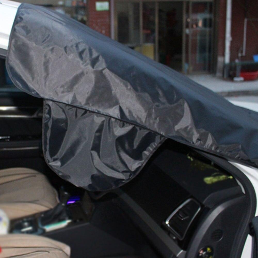 Vehemo Снежный чехол автомобильный солнцезащитный козырек протектор Авто Солнцезащитный козырек защита лобовое стекло Солнцезащитный козырек для снежной зимы грузовик