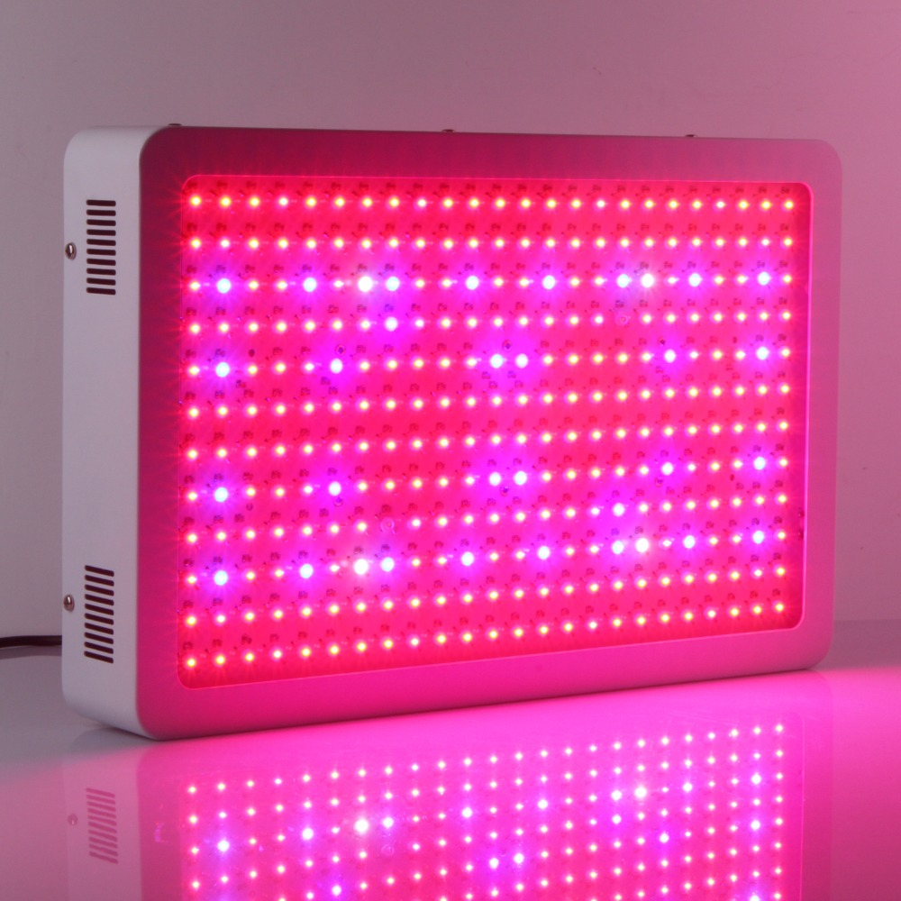 900w Led Grow Light Lamp Kit Full Spectrum For Indoor