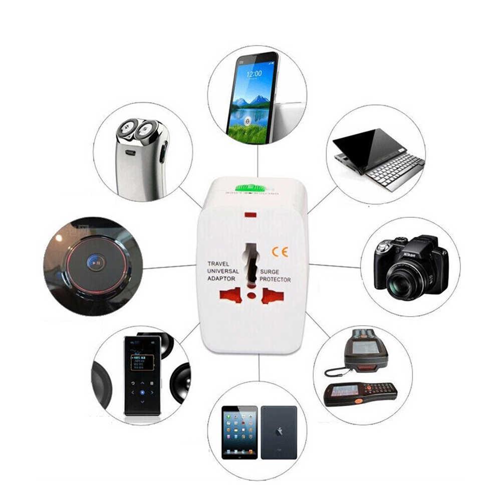 عالية الجودة تحويل المكونات شاحن تحويل رئيس سفر متعددة الوظائف المكونات العالمي تحويل المقبس محول قابس