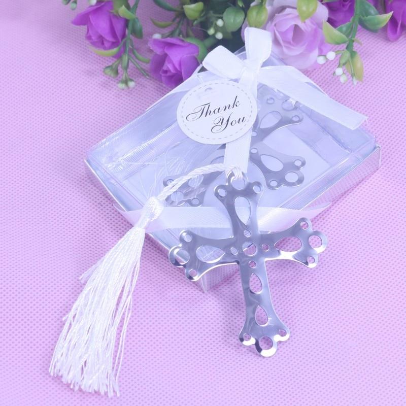 50 Baby Pink /& Blue Bookmark Card Tassels