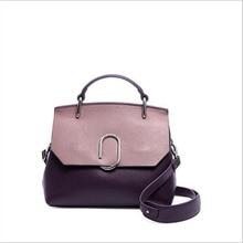 Дизайнерская Роскошная брендовая модная сумка, сумки из натуральной кожи для женщин, сумки в виде ракушки, простая атмосферная Диагональная Сумка на плечо
