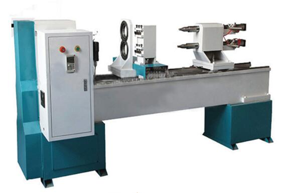 WC160-2000 CNC Wood Lathe Machine