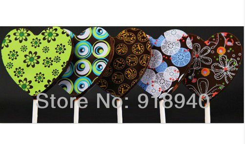 Us 856 White Circles Chocolate Transfer Sheets Christmas Cake Wrapper Decoration Frosting Mold Wholesale Free Shipping In Baking Pastry Tools