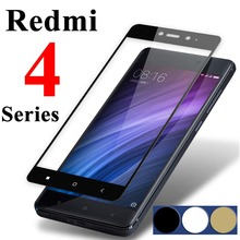 Tempered Glass For Xiaomi Redmi 4x Note 4 Screen Protector Redme 4a Tempered Xiomi Note4x 4 X Armored Display Note4 Ksiomi X4