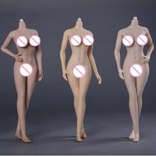 JIAOU кукла 3,0 1/6 весы Рисунок супер гибкий Европейский форма (большой бюст) Женский Бесшовные средства ухода за кожей POM скелет