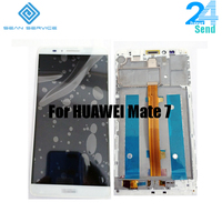 6 0 Inch For Huawei Ascend Mate 7 MT7 TL00 LCD Display Touch Screen Digitizer Assembly