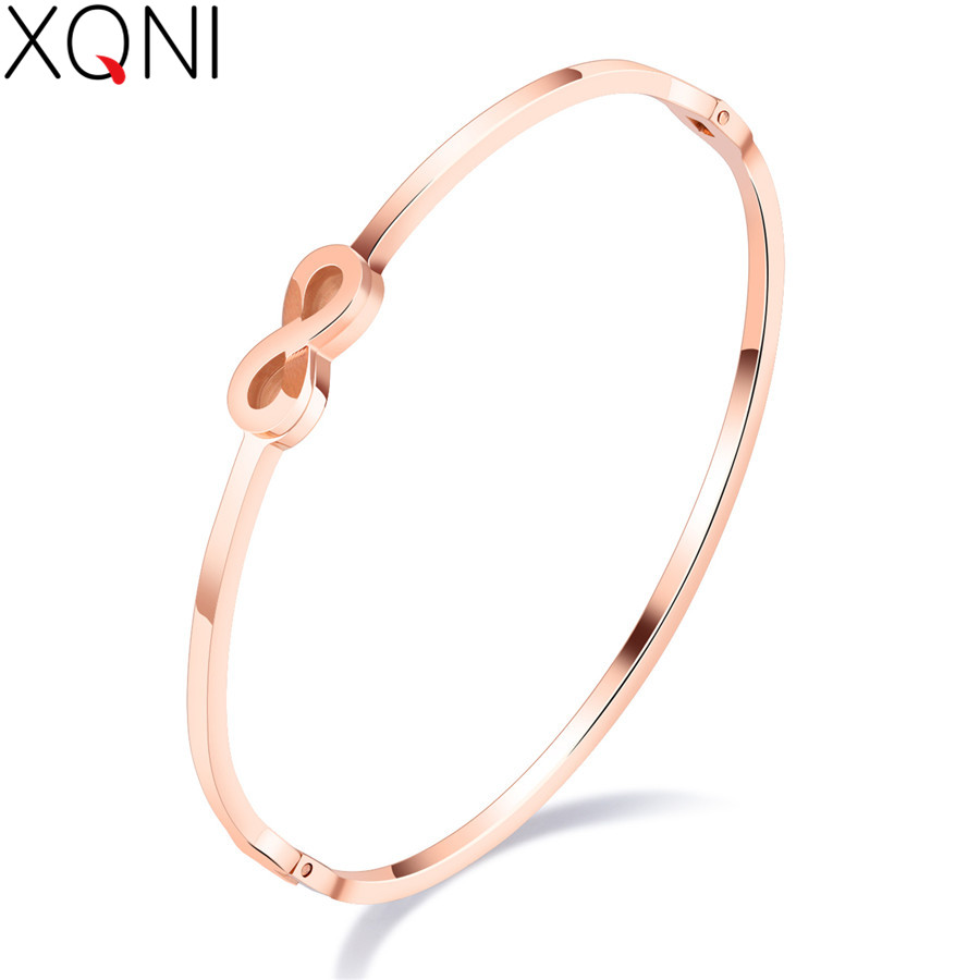 Romantic Fysara Square Cube White Crystals Bracelets Aaa Zirconia Bangles Female Lover Word Pulseiras Luxury Brand Ewelry For Couple Gift Jewelry & Accessories