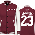 2016 Spring new casual jacket Cavaliers LeBron James cheap men winter jackets male coat college jacket boys jacket hip hop