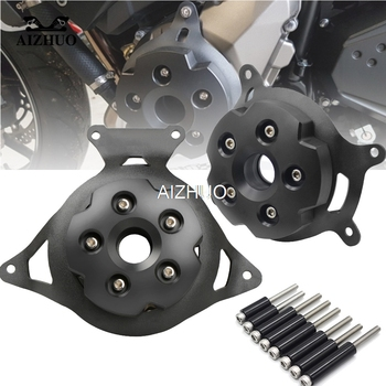For KAWASAKI Z800 Z 800 2013 2014 2015 2016 Motorcycle Engine Stator Cover Engine Protective Cover Protector