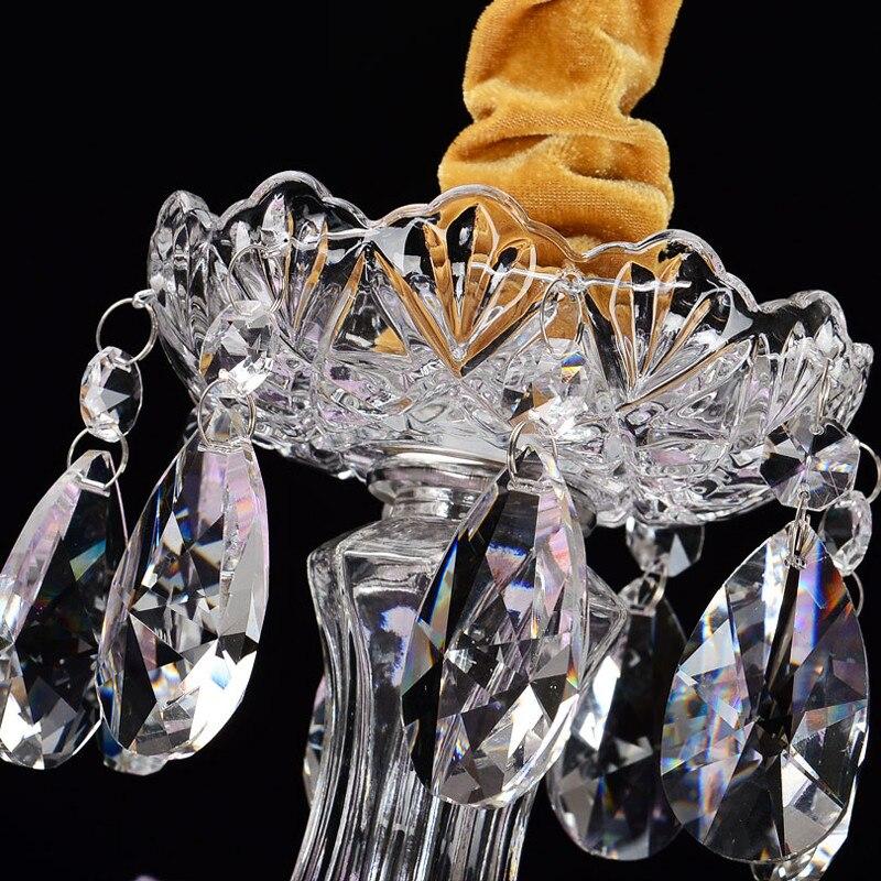 Nye Moderne LED krystal lysekroner til spisestue køkken Stue - Indendørs belysning - Foto 3