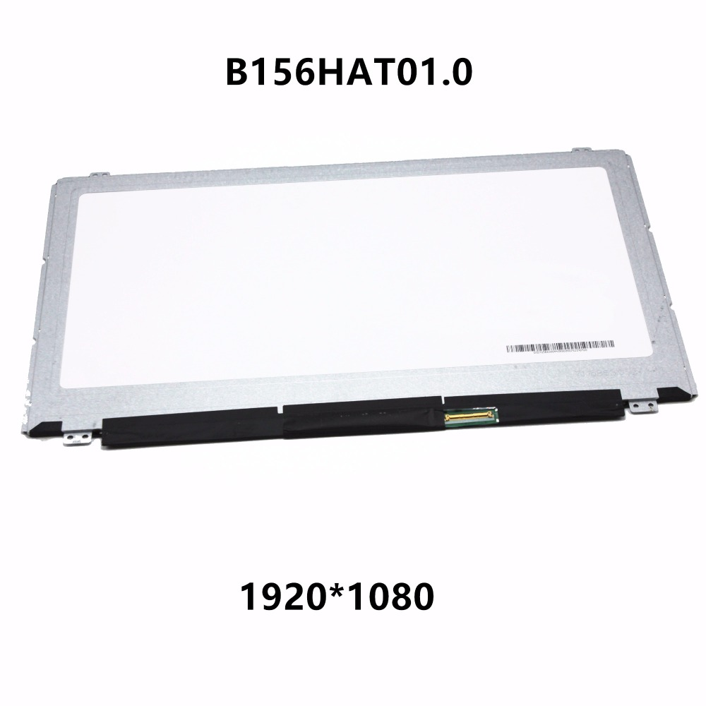 15.6 Laptop LCD Screen Touch Digitizer Display Matrix For Dell Inspiron 7000 Series 15-5547 15-7547 7548 B156HAT01.0 1920x1080 new laptop 15 6 led screen b156htn02 1 for dell latitude 3540 1920x1080