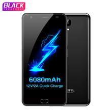 Free Gift Original Oukitel K6000 Plus 4G LTE Mobile Phone MTK6750T Octa Core 5.5″FHD 1920×1080 4GB RAM 64GB ROM 16MP Fingerprint