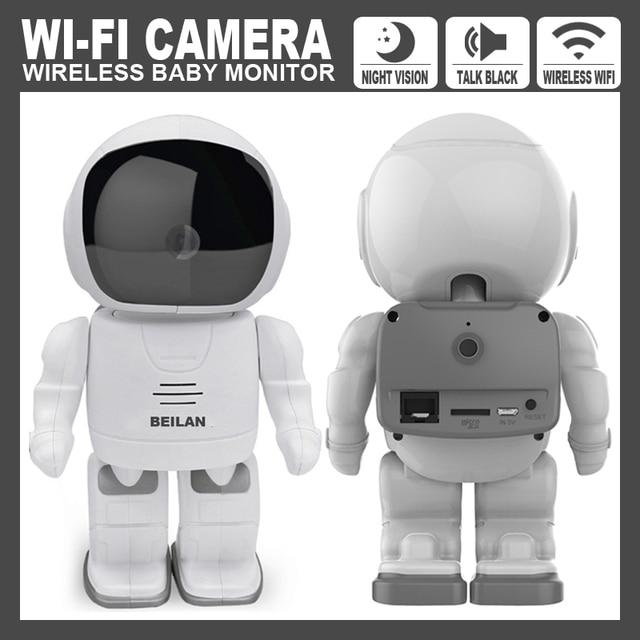 hausuberwachung astronaut roboter wifi ip kamera hd 960 p 13mp cmos drahtlose cctv p2p audio ideas synonym definition