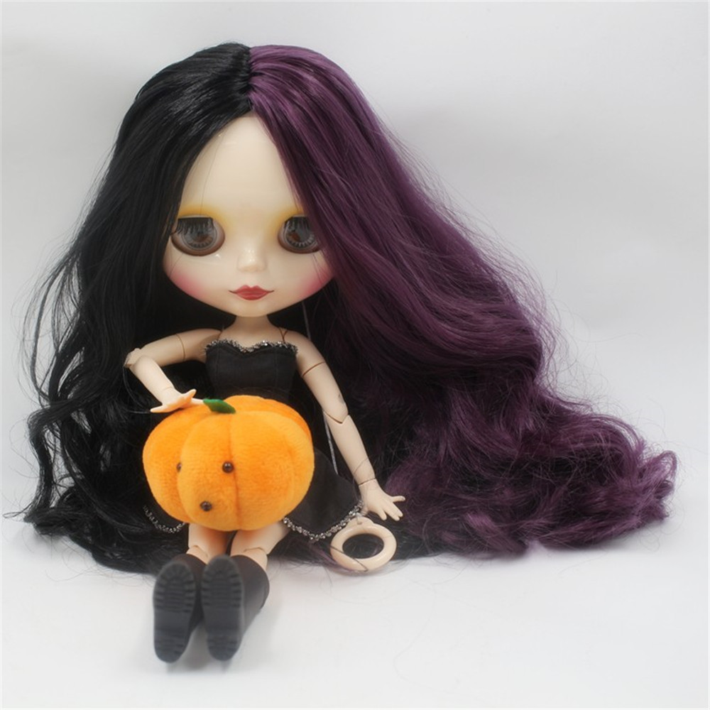 Blythe Nude Doll Mix Color Hair from factory