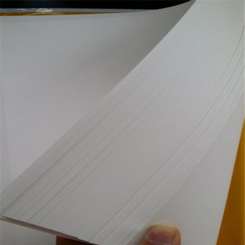 100 adet, 75gsm kağıt 75 pamuk 25 keten görünmez kırmızı ve mavi fiber, a4 büyüklüğü (210*297mm)