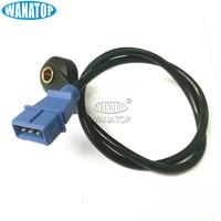 Knock Sensor 0261231047 021905377 KS1K XKS21 19520 EKS035 KS046 Fits VW Passat Sharan Vento Golf Jetta Mk3 2.8-2.9L 1991-2000