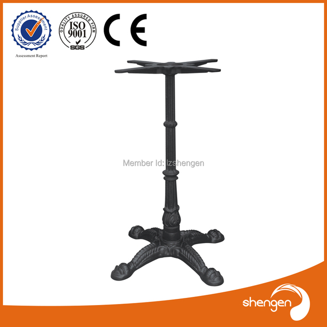 Hot sale cast iron table base bar height 108cm metal table leg hot sale cast iron table base bar height 108cm metal table leg furniture leg hd081 watchthetrailerfo