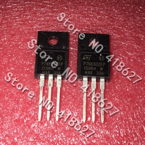Image 1 - 20PCS/LOT P7NK80ZFP STP7NK80ZFP  TO 220F Field effect transistor 7A800V