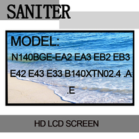 SANITER N140BGE EA2 N140BGE EA3 N140BGE EB2 N140BGE EB3 N140BGE E42 N140BGE E43 E33 B140XTN02.4. A. E 30 pin laptop lcd ekranı|laptop lcd screen|lcd laptop screenlaptop screen -